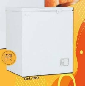 Congelador 220 litros