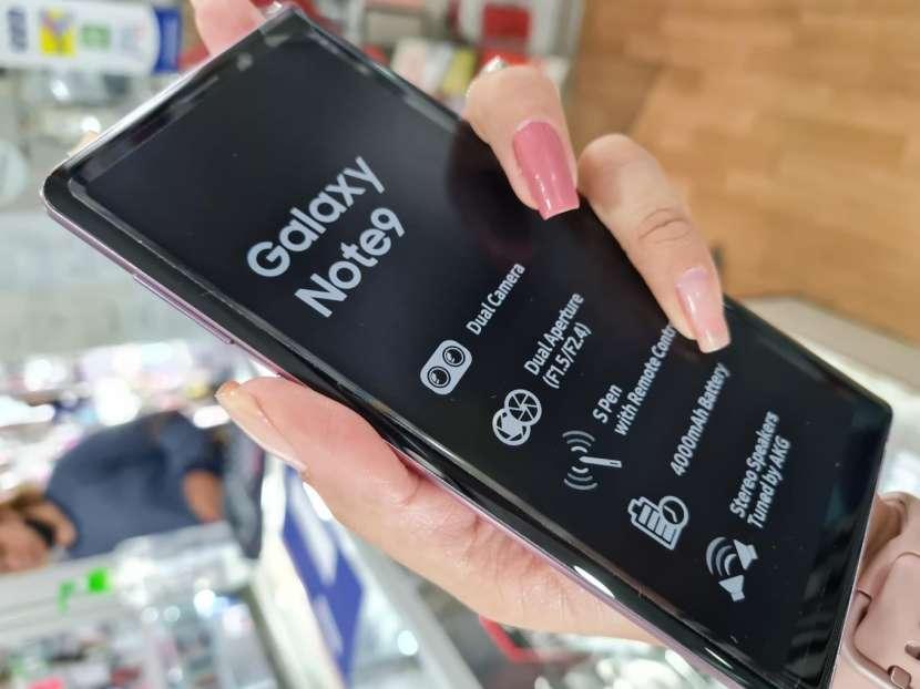 Samsung Galaxy Note 9 de 128 gb - 1