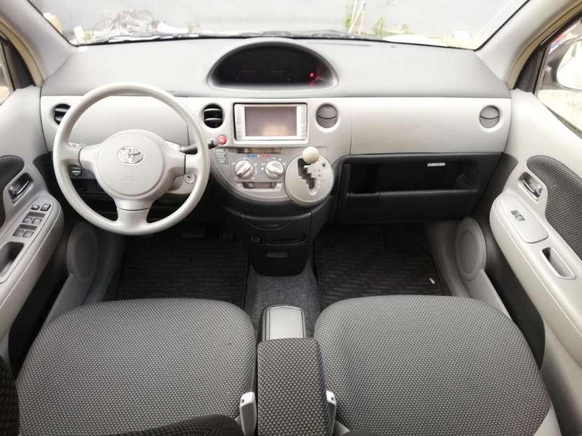 Toyota Sienta 2006 - 8