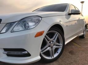 Mercedes Benz E350 Bluetec 2012 Versión Americana