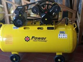 Compresor de aire 200 litros