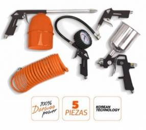 Kit de accesorios para compresor Daewoo