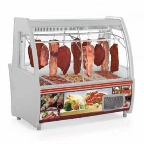 Exhibidora Gelopar p/ carne 1,60M GCPC-160 VM