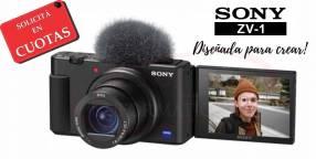Cámara Sony ZV-1