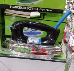 Plancha eléctrica Mast vapor/spray
