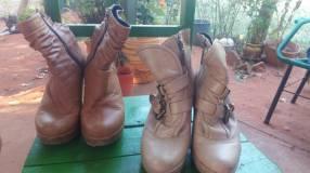 Botas calce 37