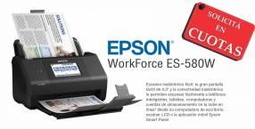 Escáner Duplex Epson WorkForce ES-580W