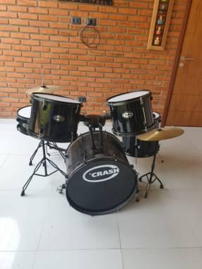 Batería de percusión Crash
