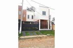 Duplex a estrenar en Lambaré Barrio Cañada San Miguel