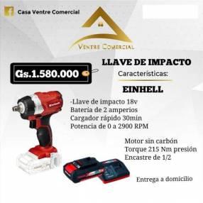 Llave de impacto Eihell 18V