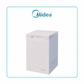 Freezer Midea MOD. 120 de 1 tapa frío húmedo dual función