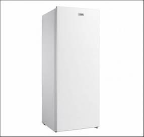 Freezer vertical JAM blanco 210 litros comercial