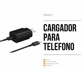 Cargador para smartphone