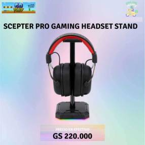 Scepter Pro Gaming Headset Stand