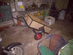 carrito para moto