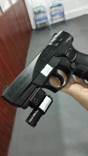 Pistola co2 Gamo Gp20