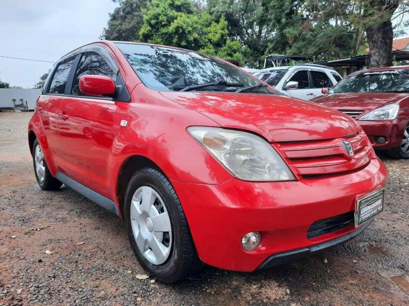 Toyota ist 2003 motor vvti 1.5 naftero automático 4x2 - 1
