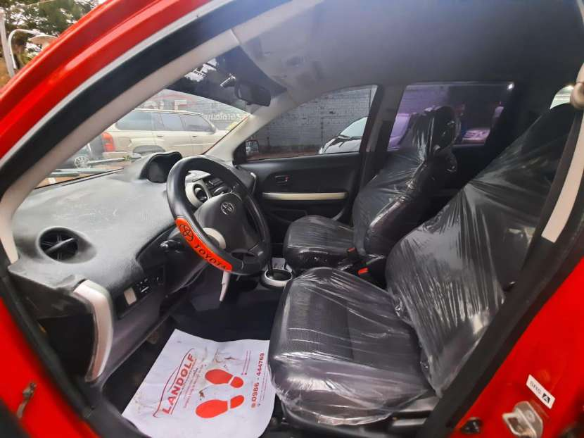 Toyota ist 2003 motor vvti 1.5 naftero automático 4x2 - 3