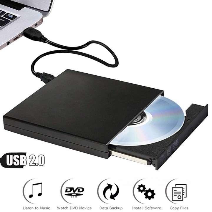 Lector grabador externo usb cd dvd Asus SDRW-08D2S-U - 0