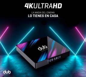 Tv box Dub 4k