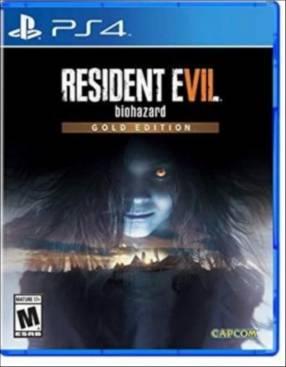 Resident Evil Biohazard Gold edition