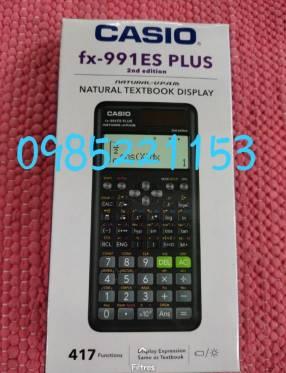 Calculadora científica Casio 991 es plus 2da edición