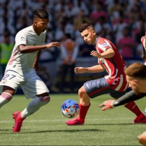 Juego Para PS4 FIFA 21 - Español e Ingles