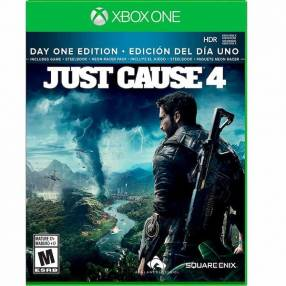 Juego Just Cause 4 Day One - Para Xbox One