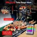 ThermoPro TP17H Termómetro digital de cocina 4 sondas - 5