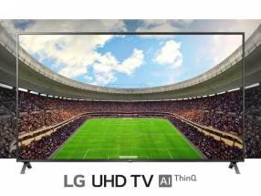 Televisor smart led LG 82UN8000 82 pulgadas 4K UHD HDR