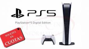 PlayStation 5 Versión Digital