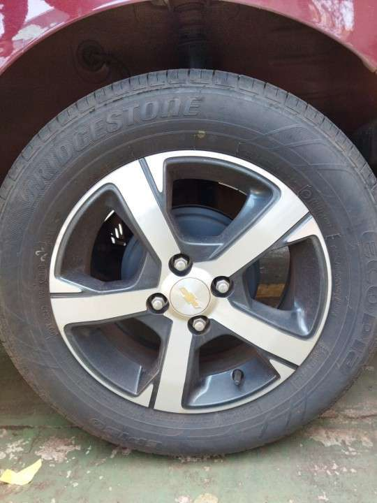 Chevrolet Prisma 2019 - 8