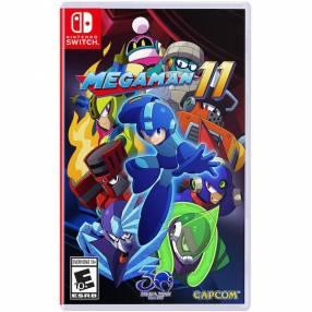 Juego Mega Man 11 para Nintendo Switch