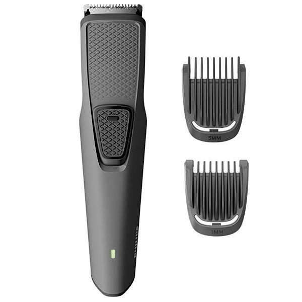 Barbeador Philips Beardtrimmer Series 1000 BT1209 gris - 1