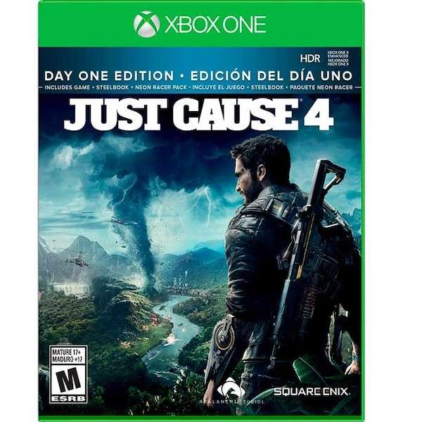 Juego Just Cause 4 Day One - Para Xbox One - 1