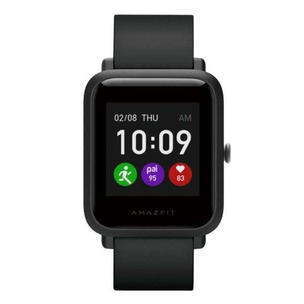 Smartwatch Xiaomi Amazfit Bip S Lite - A1823 - Negro - 0