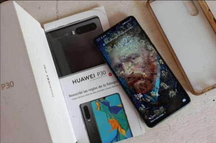 Huawei P30 de 128 gb - 0