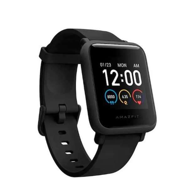 Smartwatch Xiaomi Amazfit Bip S Lite - A1823 - Negro - 1