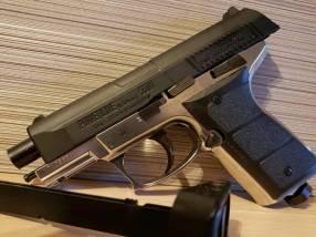 Pistola metal co2