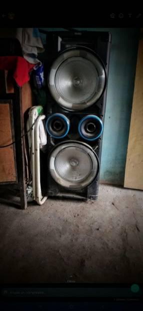 Equipo de sonido Kolke
