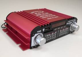 Mini amplificador bluetooth