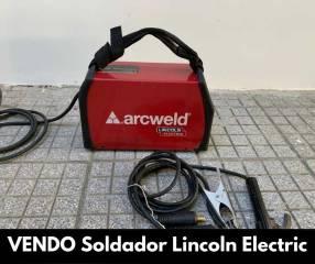 Soldador Lincoln Electric Arcweld Inverter 200i-s