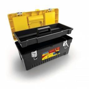 Caja de herramientas plástica Tramontina