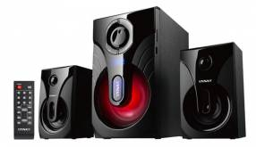 Parlante subwoofer 38W bluetooth