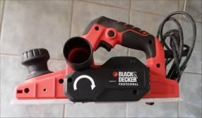 Cepillo eléctrico Black & Decker