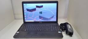 Notebook Toshiba Satellite C655