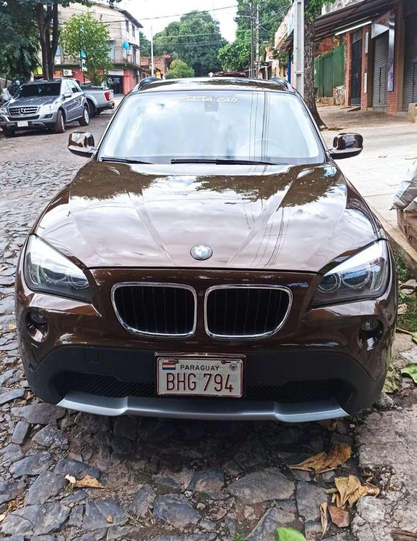 BMW X1 2012 motor 3.0 automático - 0
