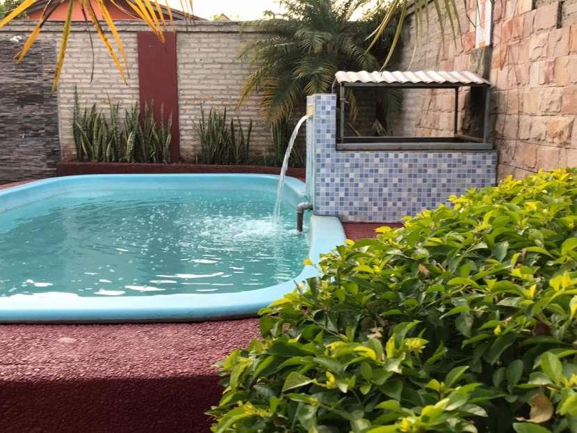 Quinta con piscina - 1