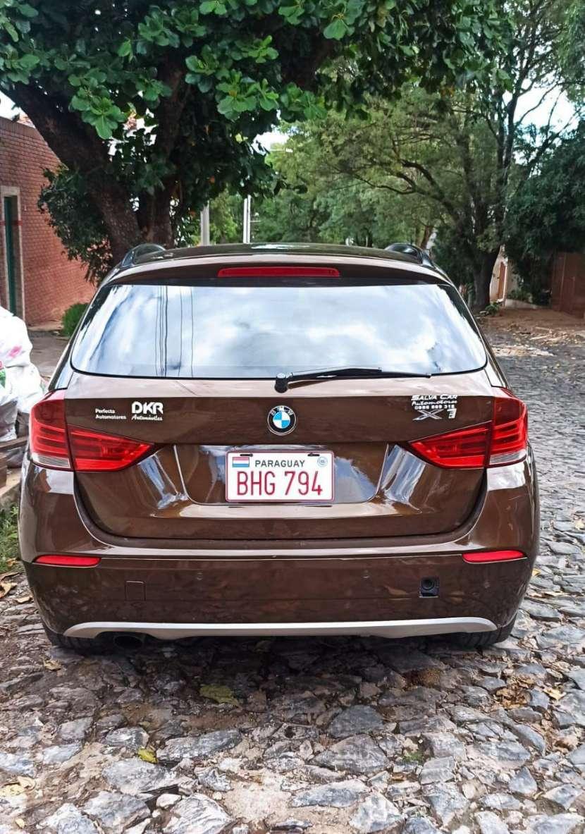 BMW X1 2012 motor 3.0 automático - 7