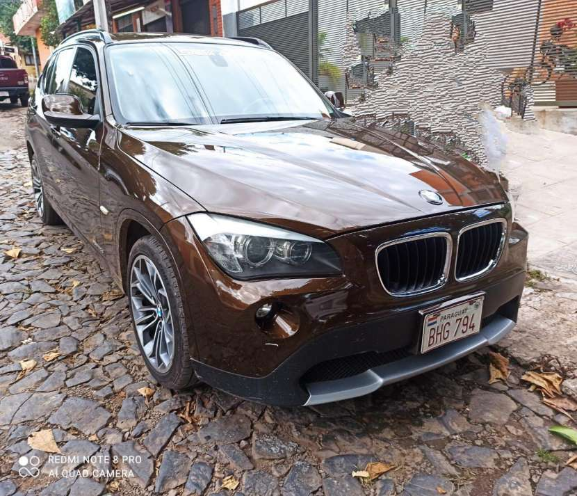 BMW X1 2012 motor 3.0 automático - 8